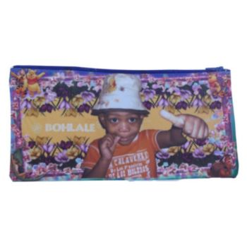 Personalised Pencil Bag with Zip